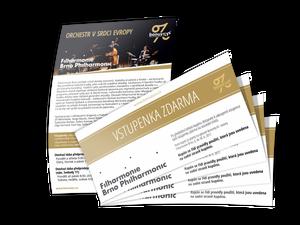 Filharmonie Brno 2016/2017