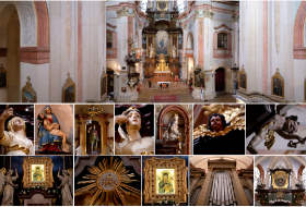 MISTŘI KLASIKY NA KRÁLOVSKÉ CESTĚ v Kostele sv. Kajetána (zpěv a varhany)
