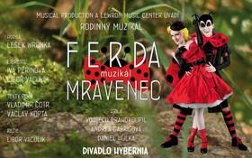 Ferda Mravenec přidán do Kultury 2016/2017