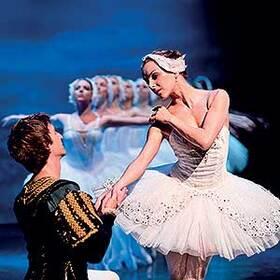 Balety v Divadle Hybernia