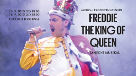 Freddie - The king of Queen