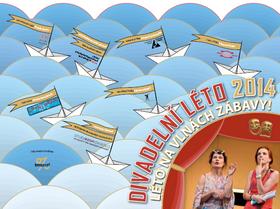 Nový dárkový certifikát - Divadelní léto 2014