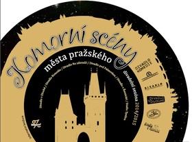 Nový dárkový certifikát - Komorní scény města pražského 2014/2015