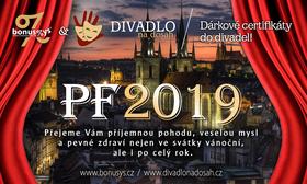 POHODOVÉ VÁNOCE A PF 2019