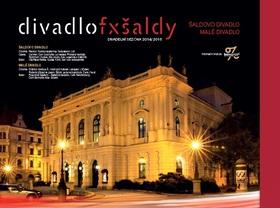 Nový dárkový certifikát - Divadlo F. X. Šaldy